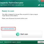 Utilidades Kaspersky para descrifrar ficheros afectados por algunos Ransomware
